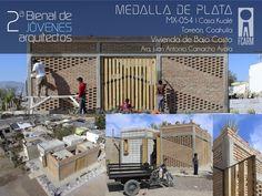 Imagen 12 de 27 de la galería de ¡Conoce a los ganadores de la Segunda Bienal de Jóvenes Arquitectos en México!. Cortesía de FCARM