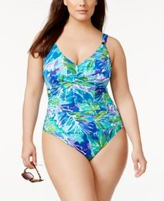 c39fe6035e3 Becca Etc.Tahiti One-Piece Swimsuit ad