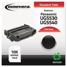 Refurbished Innovera Remanufactured UG5530 Laser Toner 10000 Yield #P3040
