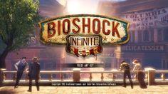 BioShock Infinite: Start Menu - Orcz.com, The Video Games Wiki
