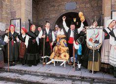 Fiesta San Martin (Aller)   por Montaña Central de Asturias