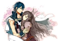 1000+ images about True love coupl:Chrom x Sumia on ...