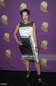 Spoken word artist Jennifer Thompson arrives for The Jonathan Foundation Presents The 2017 Spring Fundraising Event To Benefit Children With Learning Disabilities held at Marconi Automotive Museum on May 20, 2017 in Tustin, California.
