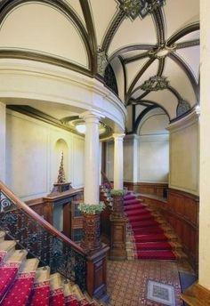 Riga, Latvia: Interior in the building in Riga, Latvia >> Explores our Deals!