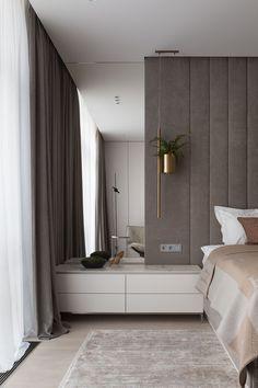 Cheap Home Decor .Cheap Home Decor Master Bedroom Interior, Modern Bedroom Design, Contemporary Bedroom, Bed Design, Home Bedroom, Bedroom Decor, Bedroom Designs, Modern Luxury Bedroom, Bedroom Small
