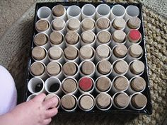 Montessori Messy: Toddlers Love this DIY Work!