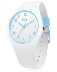 361e18d9c6596 Montre Junior Ice Watch Ola Kids Cotton White Small 014425