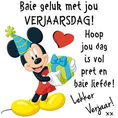 Hoop jou dag is vol pret en baie liefde! Birthday Qoutes, Happy Birthday Meme, 21st Birthday, Birthday Wishes, Birthday Cake, Empowering Quotes, Birthday Pictures, Afrikaans, Gift Tags