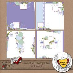Template Pack: Sweet Sets Vol. 2 CU/PU/S4H/S4O