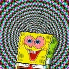 Folgt fr mehr Spongebob killt co. Trippy Wallpaper, Cartoon Wallpaper, Trippy Cartoon, Trippy Pictures, Trippy Drawings, Trippy Painting, Marijuana Art, Medical Marijuana, Phone Backgrounds