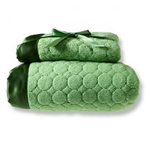 Pure Green Mommy & Me Blanket just got added to DOORBUSTER event! Save 60% !  #BabyGift