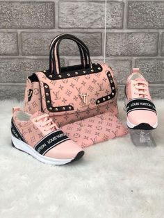 37 Colorful Shoes To Look Cool - ❤Louis Vuitton - Bag Luxury Bags, Luxury Handbags, Purses And Handbags, Gucci Purses, Replica Handbags, Cute Shoes, Me Too Shoes, Louis Vuitton Sneakers, Pink Louis Vuitton Bag