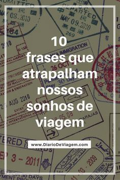 10 frases que atrapalham nossos sonhos de viagem Gap Year, Wanderlust Travel, Travel Quotes, Travel Tips, Road Trip, Places To Visit, World, Trips, Traveling