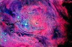 Pink galaxy Pink Galaxy, Celestial, Beautiful