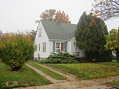**SOLD** 3631 E BIRCHWOOD AVE CUDAHY, WI; $94,000, MLS#1465157. Home offers LOTS of character, all it needs is some TLC! It features Old World Charm w/ built in China Cabinets, Hardwood Floors (under carpet), Arched Doorways & Built-in Captains beds in 2nd bdrom & lots of storage. There's a handy work shop bathroom w/ shower in the basement too. Also features nice Large Fenced-in Backyard perfect for entertaining and/or sporting activities.