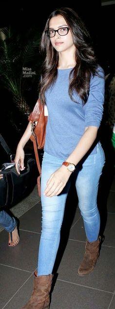 Knowing Deepika Padukone: Deepika Padukone Shraddha Kapoor, Priyanka Chopra, Ranbir Kapoor, Indian Celebrities, Bollywood Celebrities, Bollywood Fashion, Bollywood Actress, Charli Xcx, Western Outfits