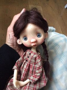 Discover thousands of images about Anako YOSD BJD by DodoDolls Baby Nap Mats, Gothic Dolls, Baby Fairy, Clay Baby, Valley Of The Dolls, Polymer Clay Dolls, Bear Doll, Cute Dolls, Doll Face