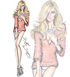 'Blonde Ambition' by Hayden Williams| Be Inspirational ❥|