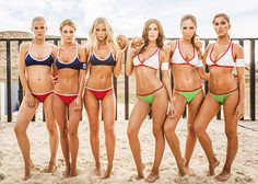 Elle Evans Suits Up in a Sexy Bikini to Battle Over Carl's Jr. Burger: Photos - http://www.hollywoodfame.com/elle-evans-suits-up-in-a-sexy-bikini-to-battle-over-carls-jr-burger-photos.html