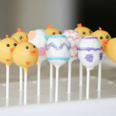 Hey, I found this really awesome Etsy listing at https://www.etsy.com/listing/126629030/easter-cake-pops