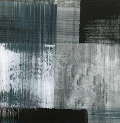 GRISAZUR: Acrílico sobre papel, 13x13 cm.Dic. 18, 2016