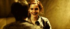 """Pin for Later: 10 Reasons Emma Watson and Prince Harry Would Make the Perfect Couple Emma gets along well with guys named """"Harry."""" I mean, she spent half her life hanging out with Harry Potter —it's only fitting."""