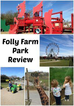 Folly Farm Park review