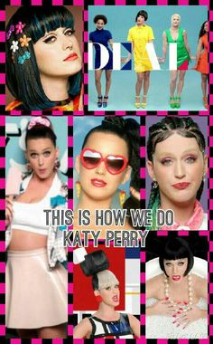 Like if you like this is how we do katy Perry