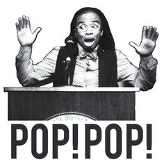 """""""POP! POP!"""" T-Shirts & Hoodies by inspctrspactime 