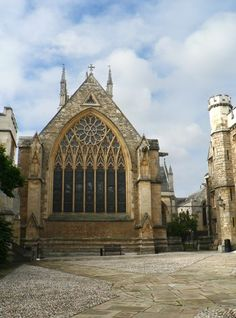 Merton College, Oxford founded 1264..famous members John Wycliff, T.S Eliot, J.R.R. Tolkein, Charles Dodgson (Lewis Carroll), Christchurch college