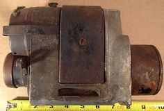 ANTIQUE 1920's or 1930's ROBERT BOSCH FU4BRS77 MAGNETO TRACTOR FU4 BRS77 Germany
