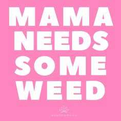 Mama needs some weed! Guess I'm off to visit Scooter. Weed Jokes, Weed Humor, Stoner Quotes, Stoner Art, Marijuana Art, Medical Marijuana, Cannabis, Weed Pictures, Weed Pics