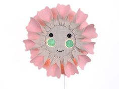 FLOWER AND ANIMAL WALL LIGHTS FOR KIDS – And so to Shop Kids Bedroom, Bedroom Decor, White Chalk Paint, Flower Lights, Blush Flowers, Flower Wall, White Light, Wall Lights, Vibrant