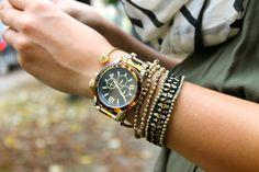 Gold for fall Stella And Dot Jewelry, Fancy Nancy, Bracelet Watch, Jewelry  Bracelets 63161a898b22