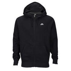 Nike SB Icon Full Zip Hoodie - Men's at Eastbay