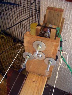Forums / Jigs & Things / My Ropewalk - Model Ship Builder