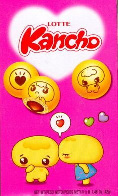 Kanchos... oh how i love you