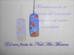 Nail art marina