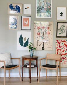 "Ugens instagrammer ""@mitlaegehus"" | Boligmagasinet.dk Scandinavian Frames, Scandinavian Interior, Nordic Home, Nordic Style, Interior Inspiration, Style Inspiration, Interior Ideas, Home And Living, Living Room"