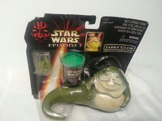 Star Wars Episode I Jabba Glob #Hasbro