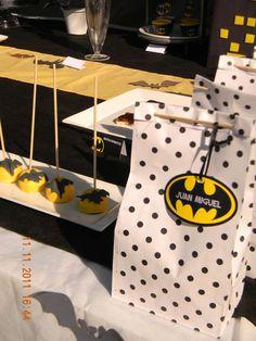 Batman Birthday Party Ideas | Photo 17 of 29 | Catch My Party