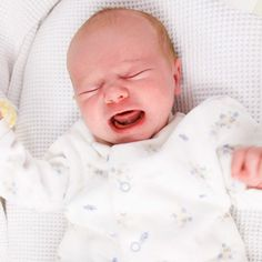 Your Brilliant Baby in Week 5: Crying to Gain Your Trust