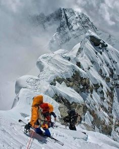Climbing Everest, National Geographic Photographers, Camping Set Up, Top Of The World, Extreme Sports, Mountaineering, Climbers, The World's Greatest, Nepal