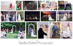 Weddings and Engagements — Sandra Clukey Photography