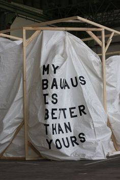 my bauhaus is better than yours // Dmy Berlin Bauhaus Design, Reform Movement, How To Make Drawing, History Images, Better Than Yours, Consumerism, Word Art, My Design, Museums