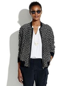 Structured Like A Blazer, Casual Like A Cardigan: The Fall Jacket You Need To Add To Your Closet Now