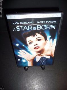 A Star Is Born (DVD, 2010, 2-Disc Set, Deluxe Edition) Judy Garland James Mason