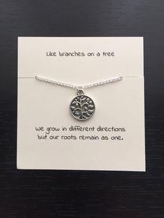 """Like branches on a tree we grow in different directions but our routes remain as one."" family quotes"