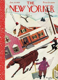 New Yorker Covers, The New Yorker, Old Magazines, Vintage Magazines, All Poster, Poster Prints, Posters, Running Horses, Thing 1