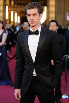 Andrew Garlfield #Oscars2013